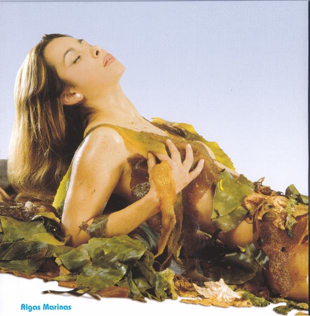 Tratamiento para el cuidado de la piel a base de algas