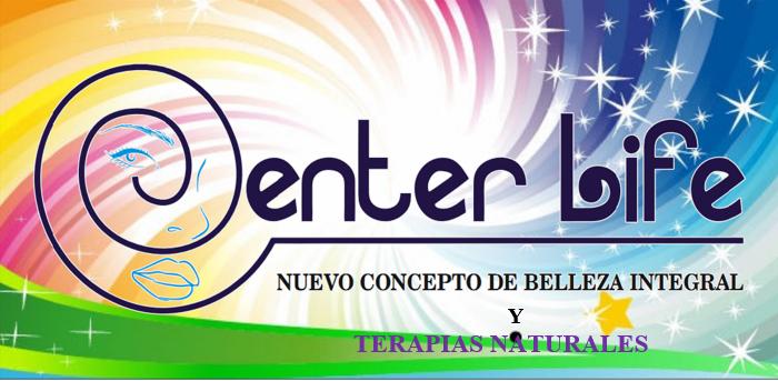 Logo Center Life