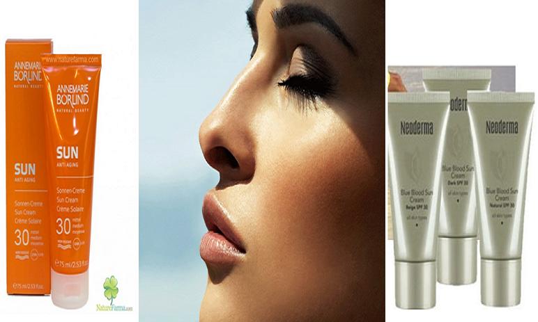 Porque el cuidado de tu piel es lo primero, utiliza productos de calidad y eficacia probada. Cuida tu piel siempre, sobre todo en verano.