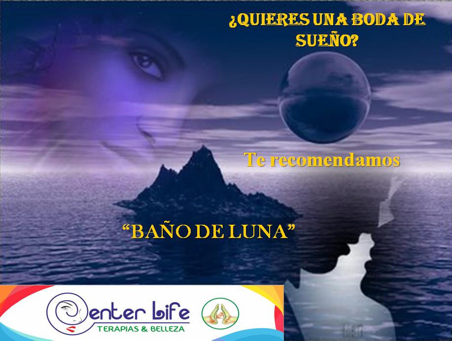 Oferta Pack de tratamientos de belleza Baño de Luna