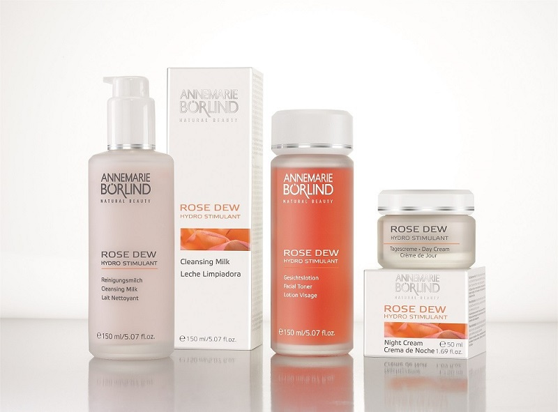 Cuidado intensivo de la piel