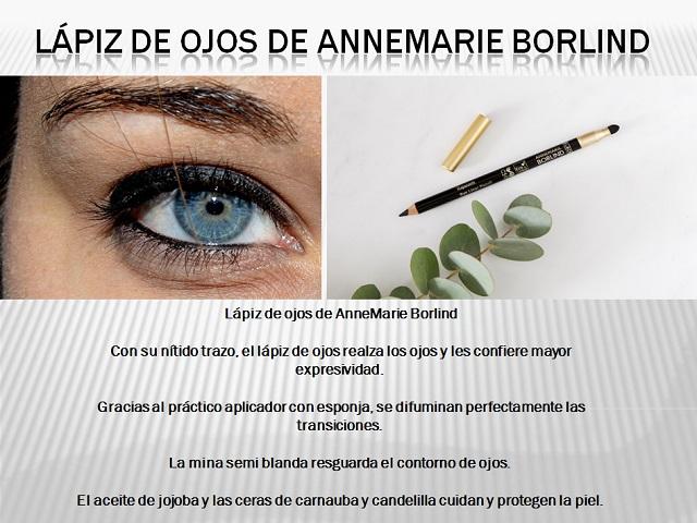 Lápiz de ojos de AnneMarie Borlind