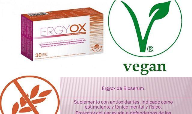 Suplemento con antioxidantes